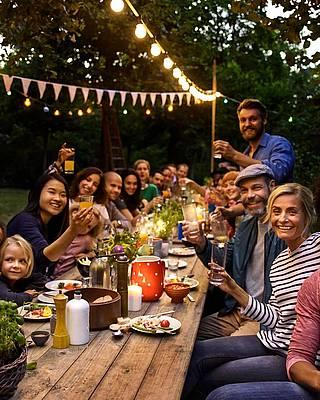 Grillen, Chillen und Spaß haben mit unseren Gruppenevents und Grillseminaren bei Apfelböck