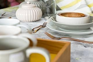 Egal ob Frühstück-, Mittag-, oder Abendessen –mit Tischdeko macht alles mehr Spaß