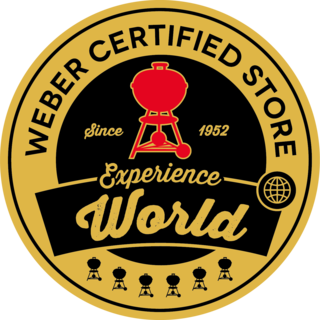 Weber Certified Store: Weber Experience World Zertifikat