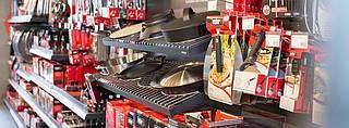 Einblick in unseren Weber Experience World Store