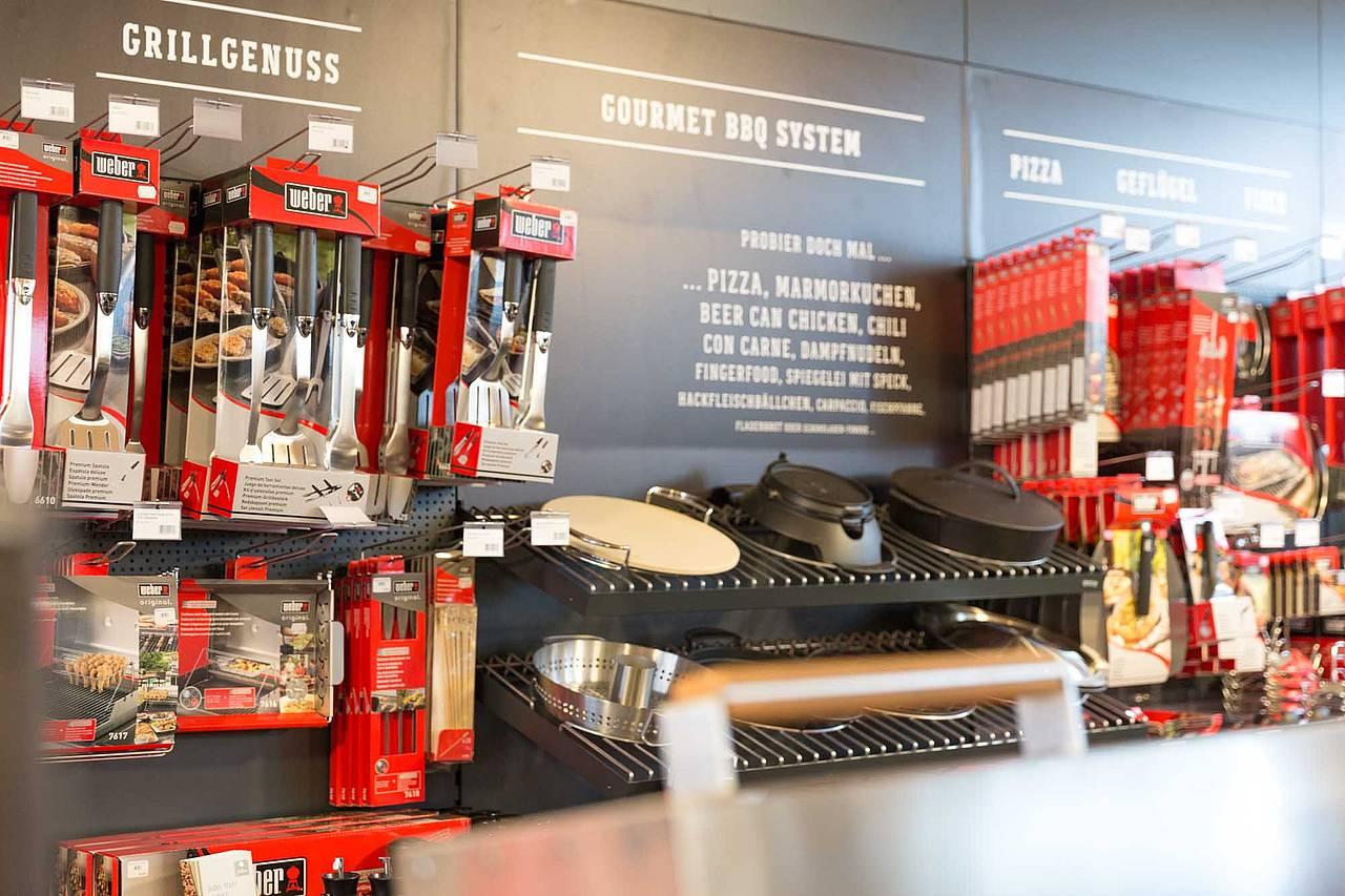 Weber Elektrogrill Outlet : Weber original store gründau weber grill original