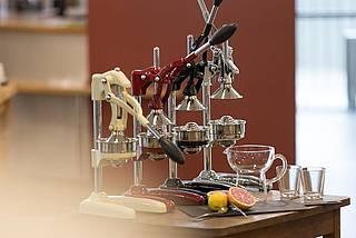 Praktische und stylische Küchenhelfer finden Sie bei uns in der Küchenabteilung